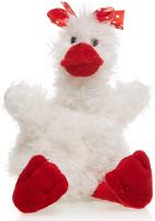 Купить Maxitoys Мягкая игрушка Утенок Кряк 15 см MT-TS1013001-15A, Мягкие игрушки