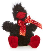 Купить Maxitoys Мягкая игрушка Утенок Кряк 15 см MT-TS1013001-15B, Мягкие игрушки