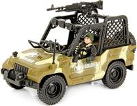 Купить Veld-Co Набор военный для сюжетной игры с джипом, Игрушечное оружие