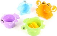 Купить Ути Пути Игрушка для ванны 61560, Первые игрушки