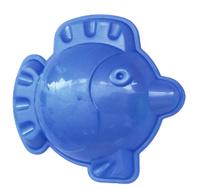 Купить Игрушки Поволжья Форма песочная Рыбка, Игрушки для песочницы