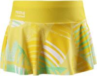 Купить Купальные плавки для девочки Reima Atolli, цвет: желтый. 5262902331. Размер 116, Одежда для девочек