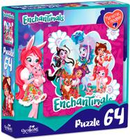 Купить Enchantimals Пазл Волшебные подружки, ООО Группа компаний Оригами , Обучение и развитие