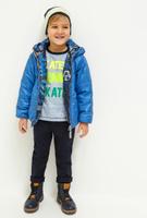 Купить Брюки для мальчика Acoola Monti, цвет: темно-синий. 20120160143_600. Размер 128, Одежда для мальчиков