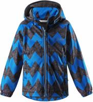 Купить Куртка детская Lassie, цвет: синий. 7217236611. Размер 116, Одежда для девочек