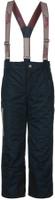 Купить Брюки утепленные для мальчика Oldos Active Сириус, цвет: темно-синий. 3A8PT27-2. Размер 128, 8 лет, Одежда для мальчиков