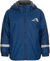 Купить Дождевик для мальчика Oldos Active Бостон, цвет: синий, темно-синий. 3AR8JK01. Размер 128, 8 лет, Одежда для мальчиков