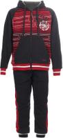 Купить Спортивный костюм для мальчика Oldos Донат, цвет: красный, темно-серый. 5O8SU08. Размер 134, 9 лет, Одежда для мальчиков
