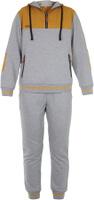 Купить Спортивный костюм для мальчика Oldos Коул, цвет: серый, золотой. 5O8SU09. Размер 134, 9 лет, Одежда для мальчиков