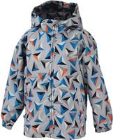 Купить Куртка детская Huppa Classy 1, цвет: светло-серый. 17710010-528. Размер 98, Одежда для девочек