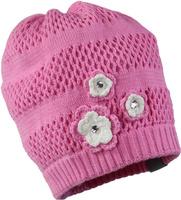 Купить Шапка для девочки Huppa Gloria, цвет: розовый. 8343BASE-70013. Размер L (55/57), Одежда для девочек
