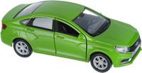 Купить Welly Машинка LADA Vesta цвет салатовый, Машинки