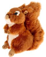 Купить WWF Мягкая игрушка Белка 15 см, Мягкие игрушки