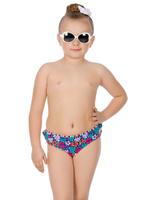 Купить Купальные плавки для девочки Arina Nirey, цвет: разноцветный. GP 131801. Размер 116/122, Одежда для девочек