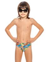 Купить Купальные плавки для мальчика Arina Nirey, цвет: синий. BP 121801. Размер 92/98, Одежда для мальчиков