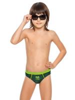 Купить Купальные плавки для мальчика Arina Nirey, цвет: темно-зеленый. BP 081802. Размер 92/98, Одежда для мальчиков
