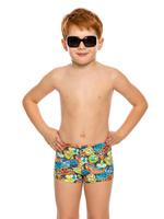 Купить Купальные плавки для мальчика Arina Nirey, цвет: синий. BX 121803. Размер 92/98, Одежда для мальчиков