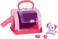 Купить Moose Интерактивная игрушка Little Live Pets Щенок Принцесса с мячиком и переноской, Интерактивные игрушки