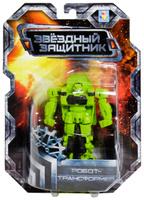 Купить 1TOY Робот-трансформер Звездный защитник бронированная машина 7 см, Фигурки
