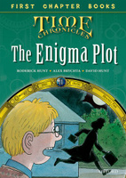 Купить Oxford Reading Tree Read with Biff, Chip and Kipper: Level 12 First Chapter Books, The Enigma Plot, Зарубежная литература для детей
