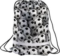 Купить Berlingo Мешок для обуви Football, Ранцы и рюкзаки