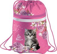 Купить Berlingo Мешок для обуви Kitten, Ранцы и рюкзаки