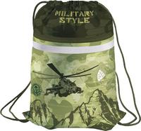Купить Berlingo Мешок для обуви Military, Ранцы и рюкзаки