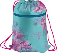 Купить Berlingo Мешок для обуви Flowers, Ранцы и рюкзаки
