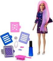 Купить Barbie Кукла Цветной сюрприз, Куклы и аксессуары