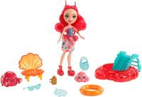 Купить Enchantimals Игровой набор с куклой Cameo Crab, Куклы и аксессуары