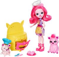 Купить Enchantimals Игровой набор с куклой Baking Buddies, Куклы и аксессуары