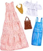 Купить Barbie Аксессуар для кукол Универсальные наряды 2 шт FKT27_FKT31, Куклы и аксессуары