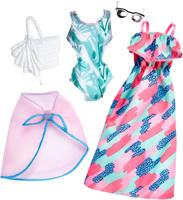 Купить Barbie Аксессуар для кукол Универсальные наряды 2 комплекта FKT27_FKT32, Куклы и аксессуары