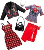 Купить Barbie Аксессуар для кукол Универсальные наряды 2 шт цвет FKT27_FKT28, Куклы и аксессуары