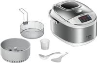 Купить Bosch AutoCook MUC48W68RU, Gray мультиварка, Мультиварки
