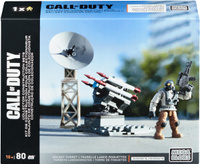 Купить Mega Bloks Call Of Duty Конструктор Ракетная установка Turret, Mega Bloks/Mega Construx, Конструкторы