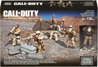 Купить Mega Bloks Call Of Duty Конструктор Пустынный отряд, Mega Bloks/Mega Construx, Конструкторы