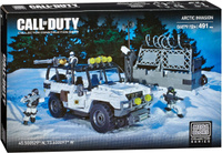 Купить Mega Bloks Call Of Duty Конструктор Арктическое вторжение, Mega Bloks/Mega Construx, Конструкторы