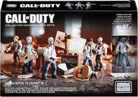 Купить Mega Bloks Call Of Duty Конструктор Зомби в офисе, Mega Bloks/Mega Construx, Конструкторы