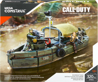 Купить Mega Bloks Call Of Duty Конструктор Лодка Raid, Mega Bloks/Mega Construx, Конструкторы