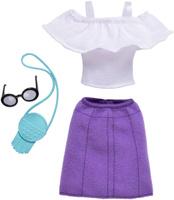 Купить Barbie Аксессуар для кукол Дневной и вечерний наряд FND47_FKT01, Куклы и аксессуары