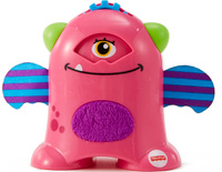 Купить Fisher-Price Infant Toys Развивающая игрушка Мини-монстрик FHF83_FHF80, Развивающие игрушки