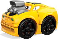 Купить Mega Bloks Storytelling Конструктор Гоночные машинки цвет желтый, Mega Bloks/Mega Construx, Конструкторы