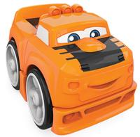 Купить Mega Bloks Storytelling Конструктор Гоночные машинки цвет оранжевый, Mega Bloks/Mega Construx, Конструкторы