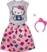 Купить Barbie Аксессуар для кукол Универсальный полный наряд Коллаборации цвет розовый серый, Куклы и аксессуары