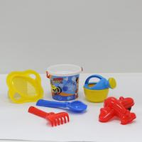 Купить Disney Набор игрушек для песочницы Микки и Веселые гонки №4, Игрушки для песочницы