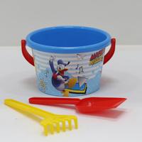 Купить Disney Набор игрушек для песочницы Микки и Веселые гонки №5, Игрушки для песочницы