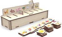 Купить Фабрика Мастер игрушек Развивающая игра Сортер, Обучение и развитие