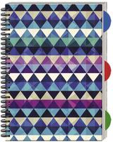 Купить Expert Complete Тетрадь Geometry 120 листов в клетку цвет синий формат A4, Тетради