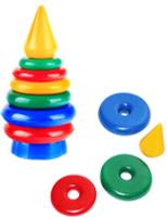 Купить СВСД Пирамидка Сфера, Строим вместе счастливое детство (СВСД), Развивающие игрушки